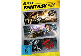 Fantasy Movie Night 2 - (Blu-ray)