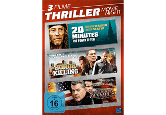 Thriller Movie Night - (DVD)