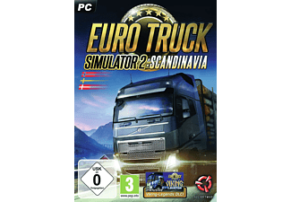 Euro Truck Simulator 2: Scandinavia (Add-On) [PC]