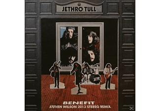 Jethro Tull - Benefit (Steven Wilson Mix) - (CD)