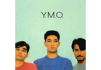 Yellow Magic Orchestra - Naughty Boys & Instrumentals [CD]
