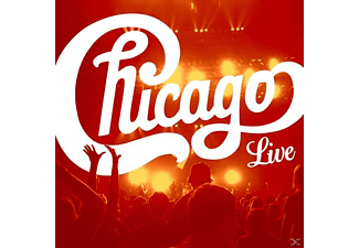 Chicago - Live [CD]
