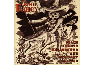 John Fahey - Death Chants,Breakdowns & Military Waltzes - (CD)