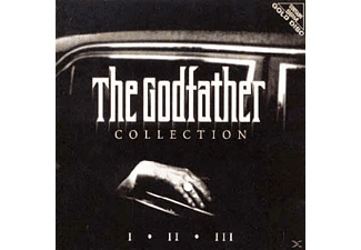 Hollywood Studio Orchestr - The Godfather Collection - (CD)