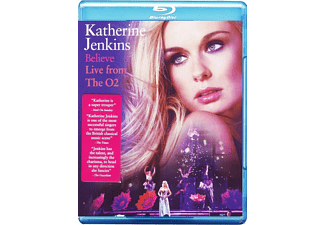 Katherine Jenkins - Believe - Live From The O2 - (Blu-ray)
