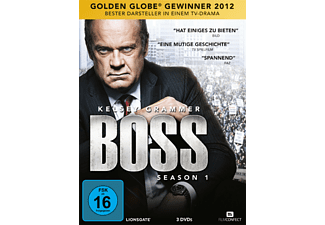 Boss - Staffel 1 [DVD]