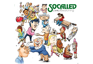 Socalled - People Watching - (CD)
