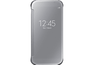 SAMSUNG S6 Clear View Cover Zilver