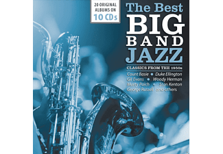 Various - The Best Big Bands-Jazz Classics From The 1950s [CD]