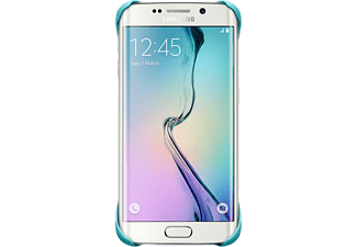 SAMSUNG S6 edge Protective Cover Blauw