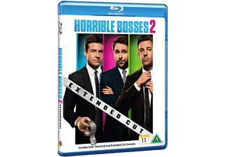 Horrible Bosses 2 Komedi Blu-ray