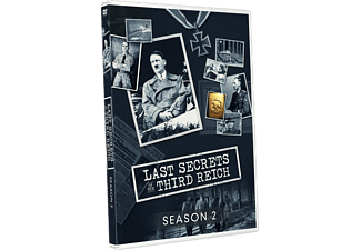 Last Secrets of the Third Reich S2 Drama DVD