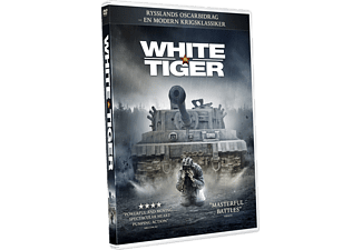 White Tiger Drama DVD