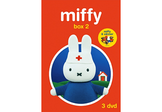 Miffy - Box 2 Barn DVD
