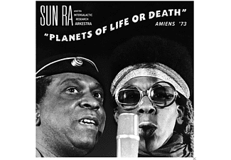 Sun Ra And His Intergalactic Research Arkestra - Planets Of Life Or Death: Amiens '73 [CD]