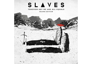 The Slaves - Through Art We Are All Equals (Delu [CD]