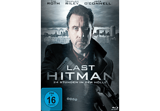 Last Hitman (Steelbook Edition) - (Blu-ray)