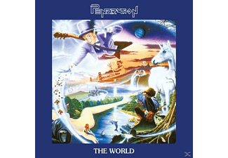 Pendragon -  The World (Limited) [Βινύλιο]