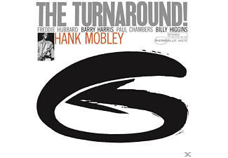 Hank Mobley - The Turnaround (Rem.+Dl-Code) [Vinyl]