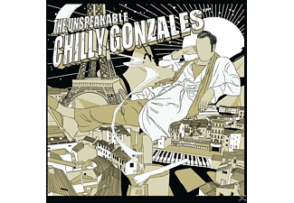 Chilly Gonzales - The Unspeakable [Vinyl]