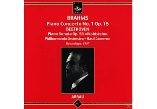 Philharmonia O Claudio Arrau Piano - Claudio Arrau - (CD)