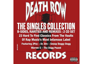 VARIOUS - Death Row Singles Collection,The (Explicit Version - (CD)