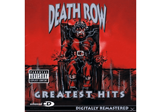 Death Row - Death Row - Greatest Hits - (CD)