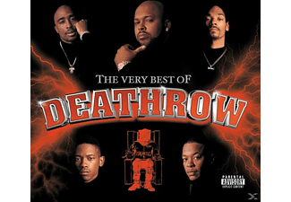 VARIOUS - Very Best Of Death Row (Explicit Version) - (CD)