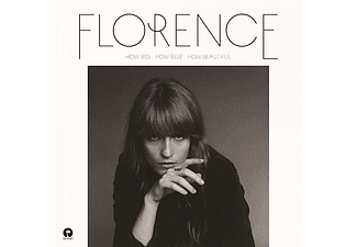 Florence & The Machine - How Big, How Blue, How Beautiful (CD)