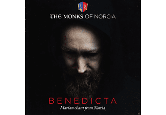 The Monks Of Norcia - Benedicta: Marian Chant From Norcia [CD]