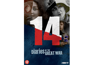 14 Diaries Of The Great War | DVD