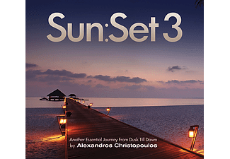 Alexandros Christopoulos -  Sun:Set 3 [CD]