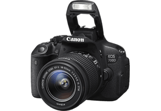 CANON EOS 700D Kit + EF-S 18-55