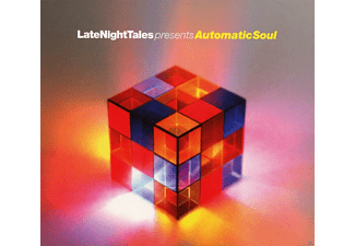 VARIOUS - Late Night Tales Pres. Automatic Soul - (CD + Download)