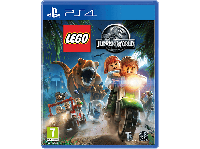 Lego Jurassic World PlayStation 4 gaming   offline sony ps4 παιχνίδια ps4 gaming games ps4 games