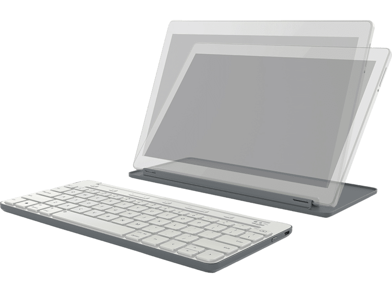 MICROSOFT Universal Mobile Keyboard Gray - (P2Z-00050) laptop  tablet  computing  περιφερειακά πληκτρολόγια   ποντίκια  laptop  tablet