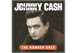 Johnny Cash - The Greatest: The Number Ones [CD]
