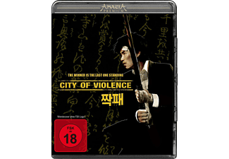 City of Violence - Limited Gold Edition - (Blu-ray)