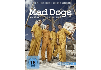 Mad Dogs - Staffel 3 [DVD]