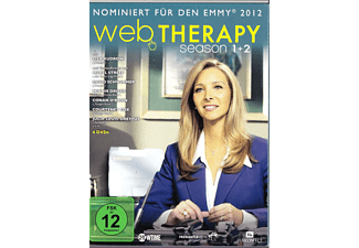 Web Therapy - Staffel 1+2 [DVD]