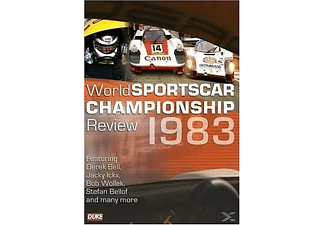 World Sportscar 1983 Review [DVD]