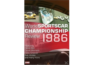 World Sportscar 1986 Review - (DVD)