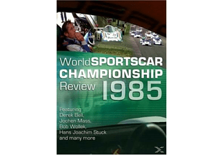 World Sportscar 1985 Review [DVD]