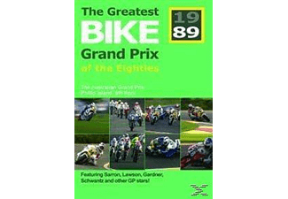 Great Bike Gp Of The 80's - Austral - (DVD)