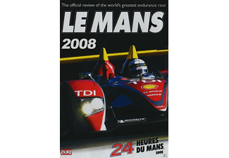 Le Mans Review 2008 [DVD]