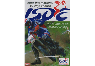 International Six Day Enduro 2005 - (DVD)