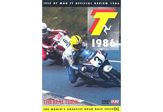 Tt 1986 Review - The Real Thing - (DVD)