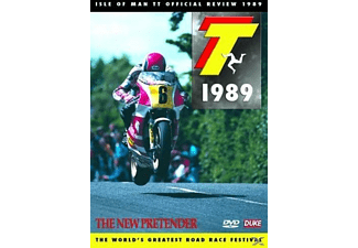 Tt 1989 Review - The New Pretender [DVD]