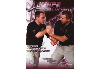 Knife Combat For Advanced Learners - (DVD)