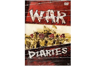War Diaries Wwii - 1944 [DVD]